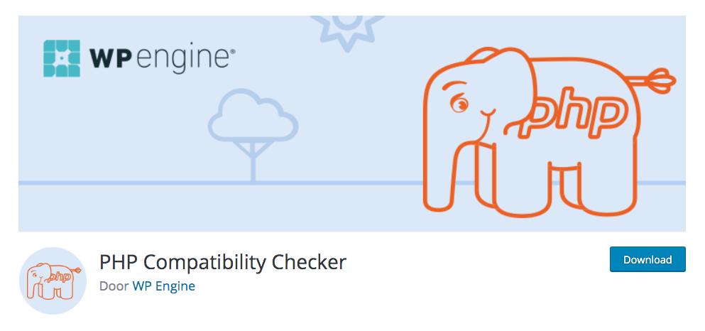 php compatibility checker plugin